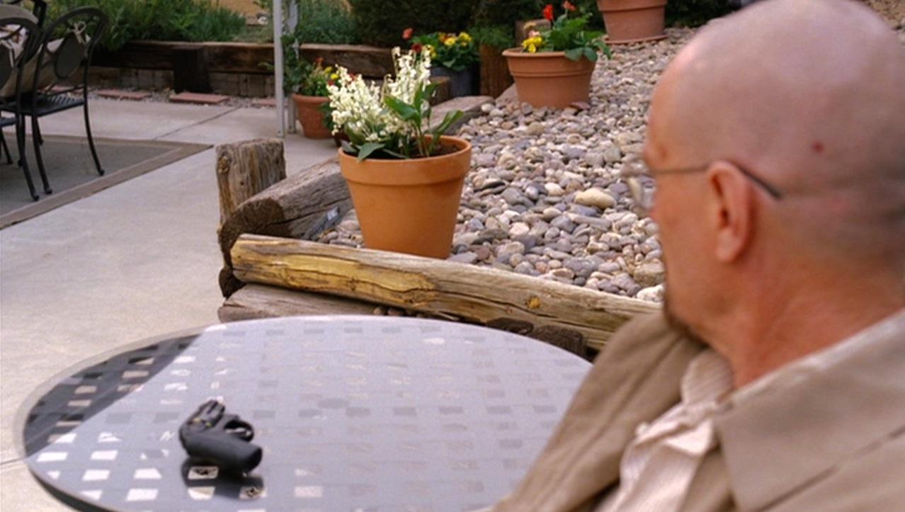 Walt (Bryan Cranston) in END TIMES