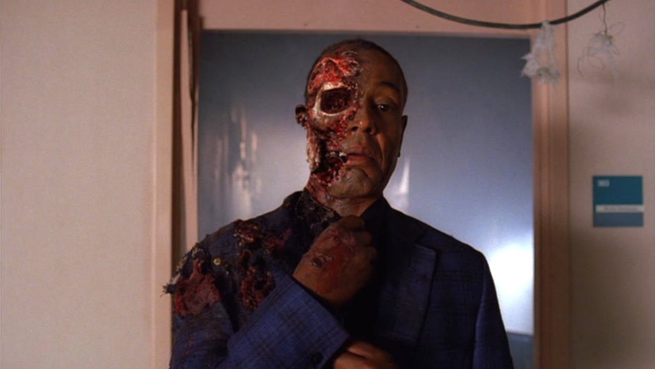 Gus (Giancarlo Esposito) in FACE OFF