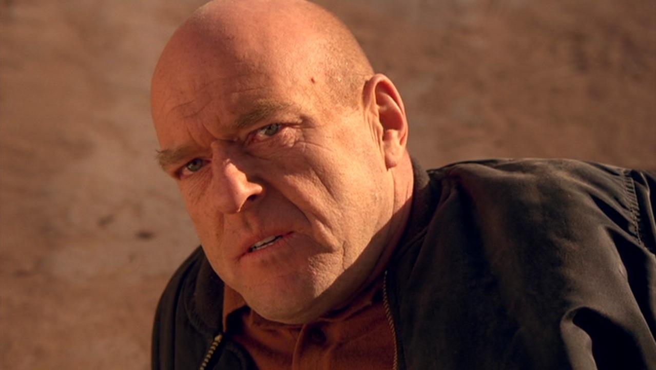 ASAC Hank Schrader (Dean Norris) in OZYMANDIAS