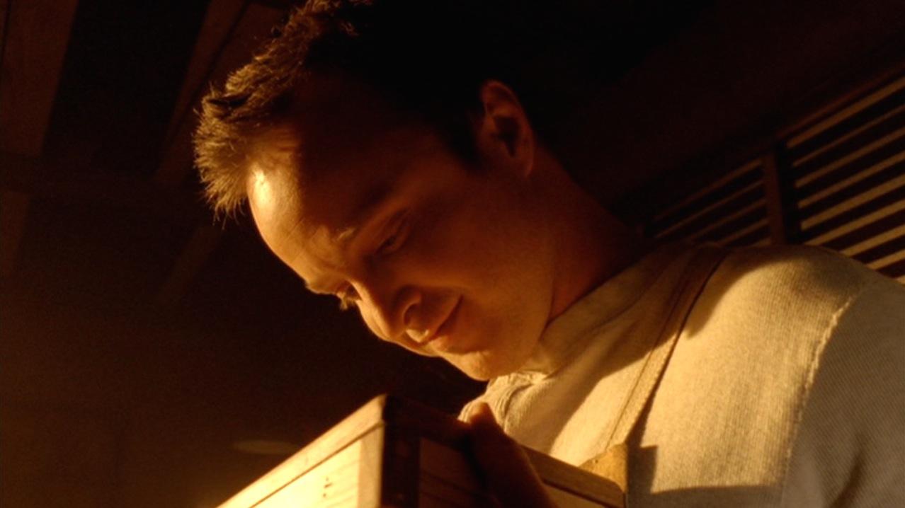 Jesse (Aaron Paul) in FELINA