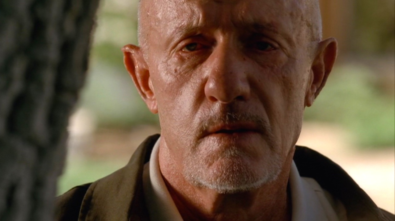 "Mike (Jonathan Banks) in ""Say My Name"""