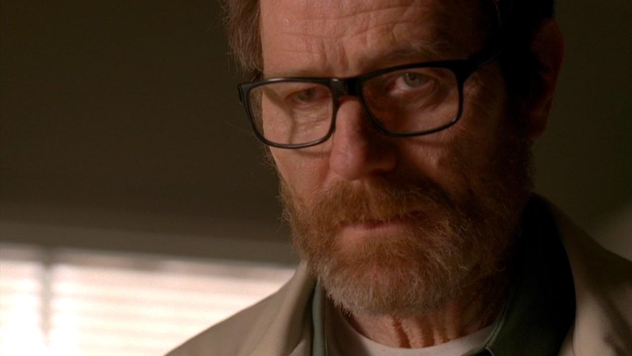 Walt (Bryan Cranston) in FELINA