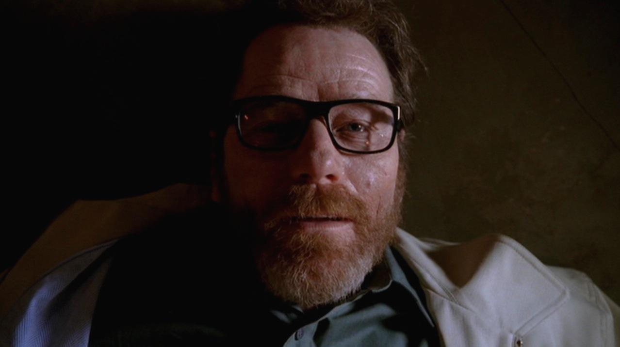 Walter White (Bryan Cranston) in FELINA
