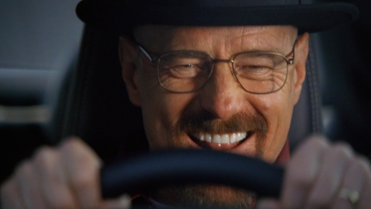"Walter White (Bryan Cranston) in ""Fifty One"""