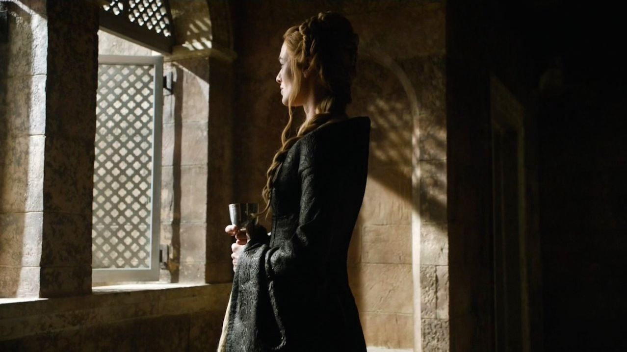 Cersei (Lena Headey) in The Wars to Come