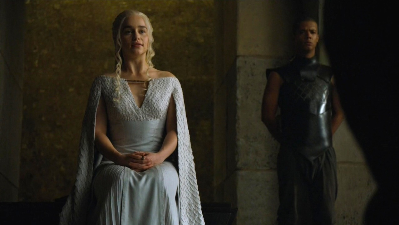 Dany (Emilia Clarke) in The Wars to Come