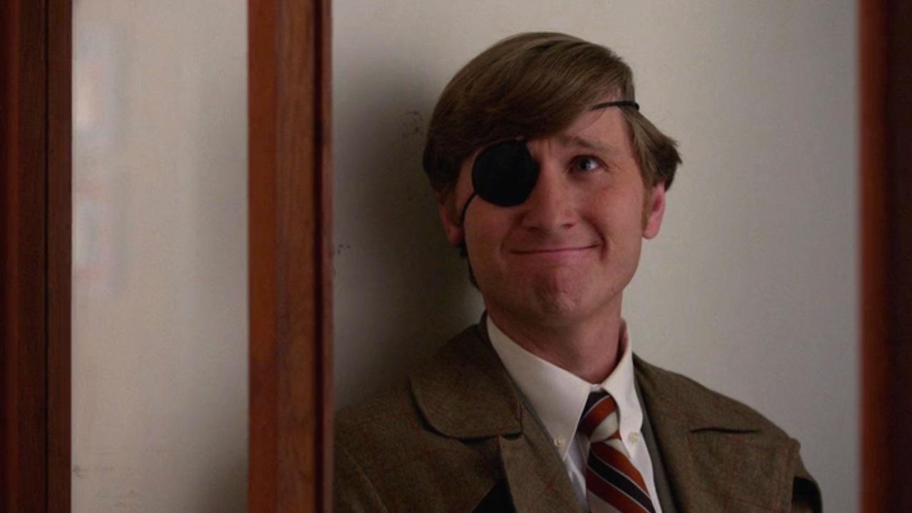 Ken Cosgrove (Aaron Staton) in Severance