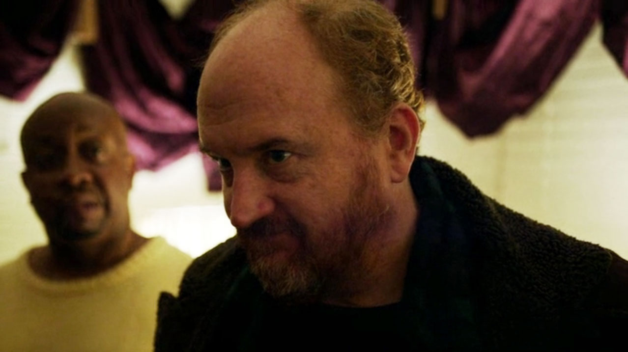 LOUIE 5x01 - Pot Luck