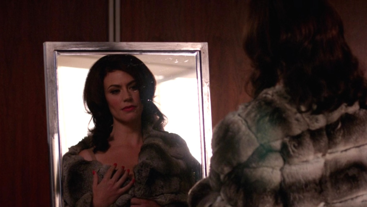 Rachel Menken (Maggie Siff) in Severance