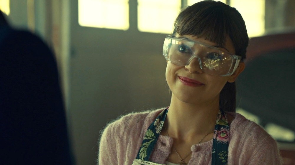 Alison (Tatiana Maslany) in Formalized, Complex, and Costly