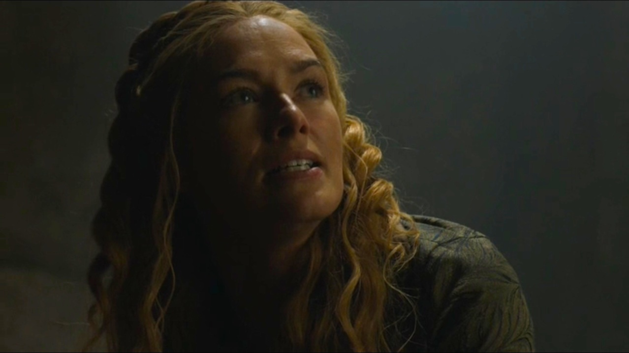 Cersei (Lena Headey) in The Gift