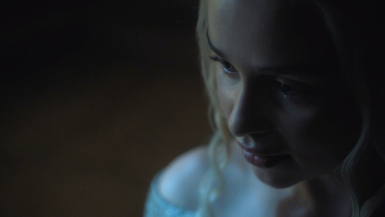 Dany (Emilia Clarke) in Kill the Boy