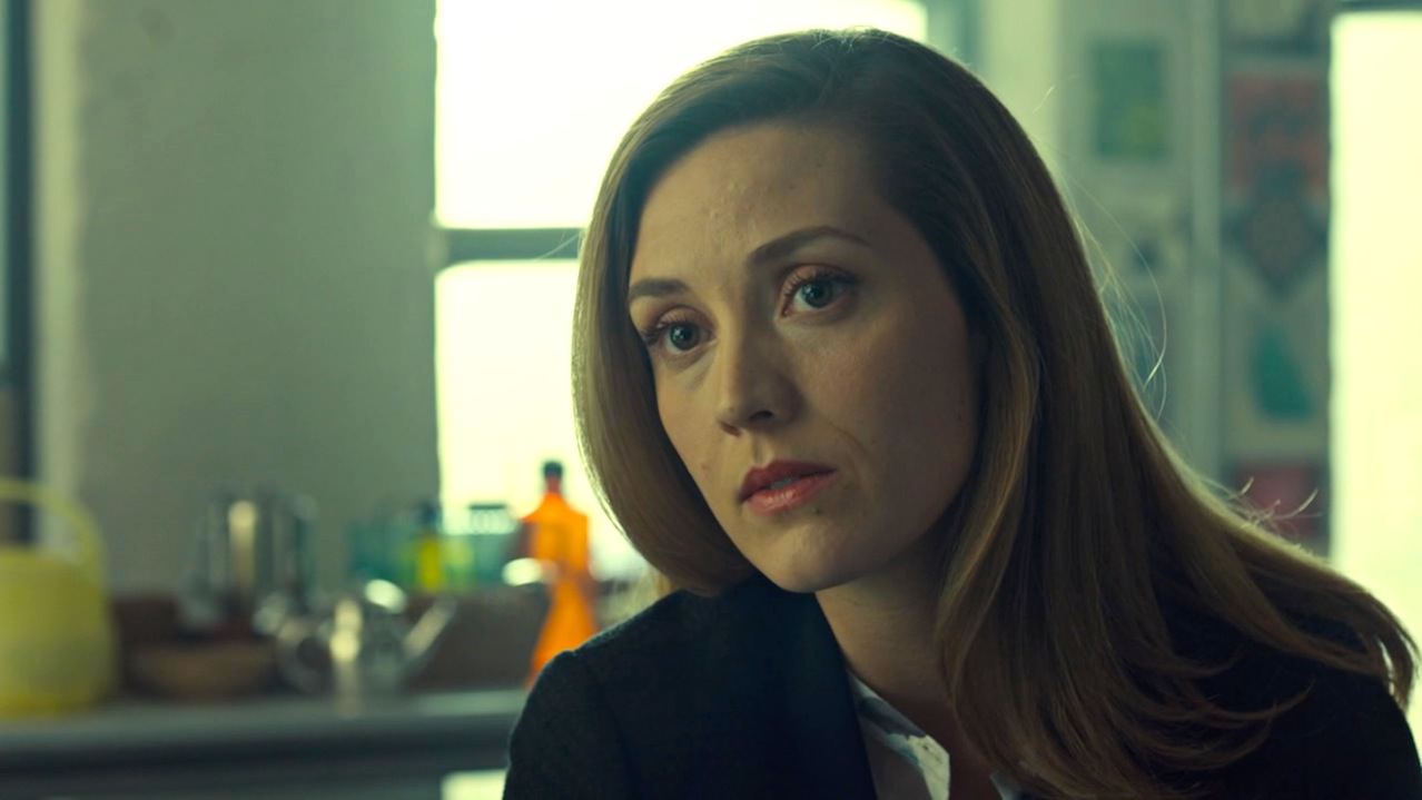 Delphine (Evelyn Brochu) in Orphan Black 3x06