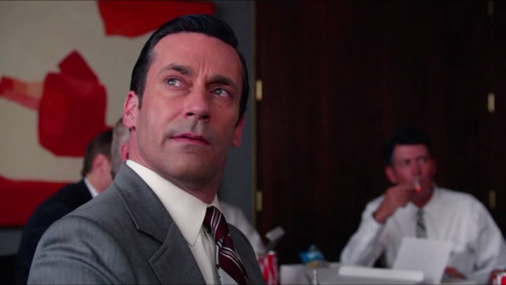 Don Draper (Jon Hamm) in Lost Horizon