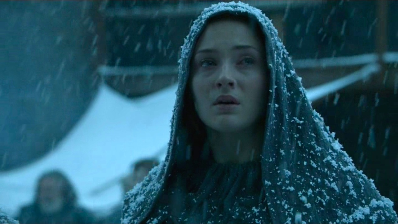 GAME OF THRONES 5X07 - The Gift