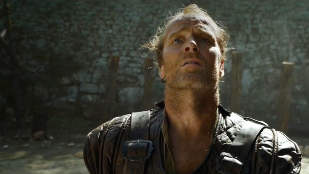 Jorah Mormont (Iain Glen) in The Gift