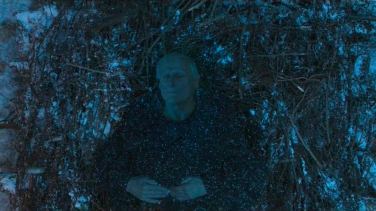Maester Aemon (Peter Vaughan)