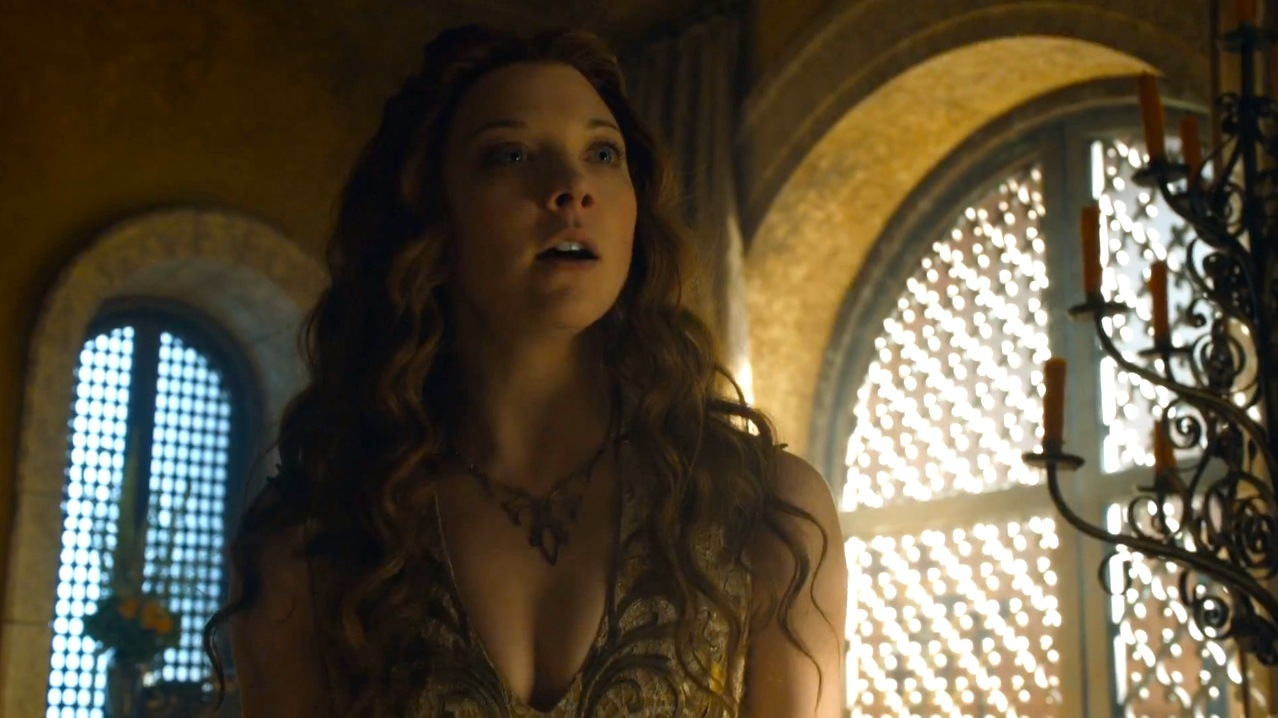 Margaery (Natalie Dormer) in The Sons of the Harpy