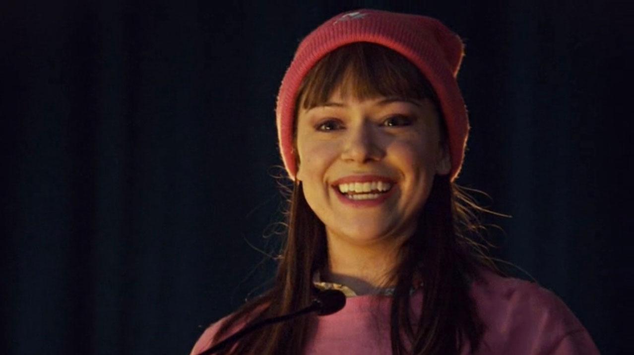 Alison (Tatiana Maslany) in Orphan Black 3x07
