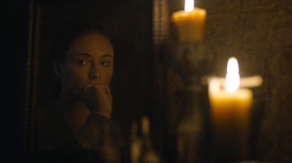Sansa Stark (Sophie Turner) in Game of Thrones 5x06