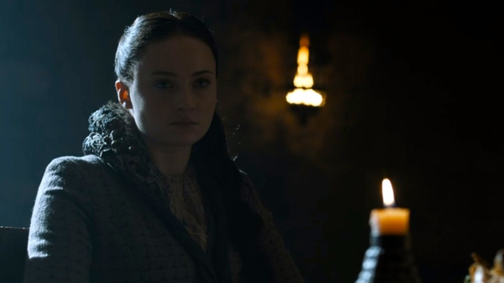 Sansa Stark (Sophie Turner) in Kill the Boy