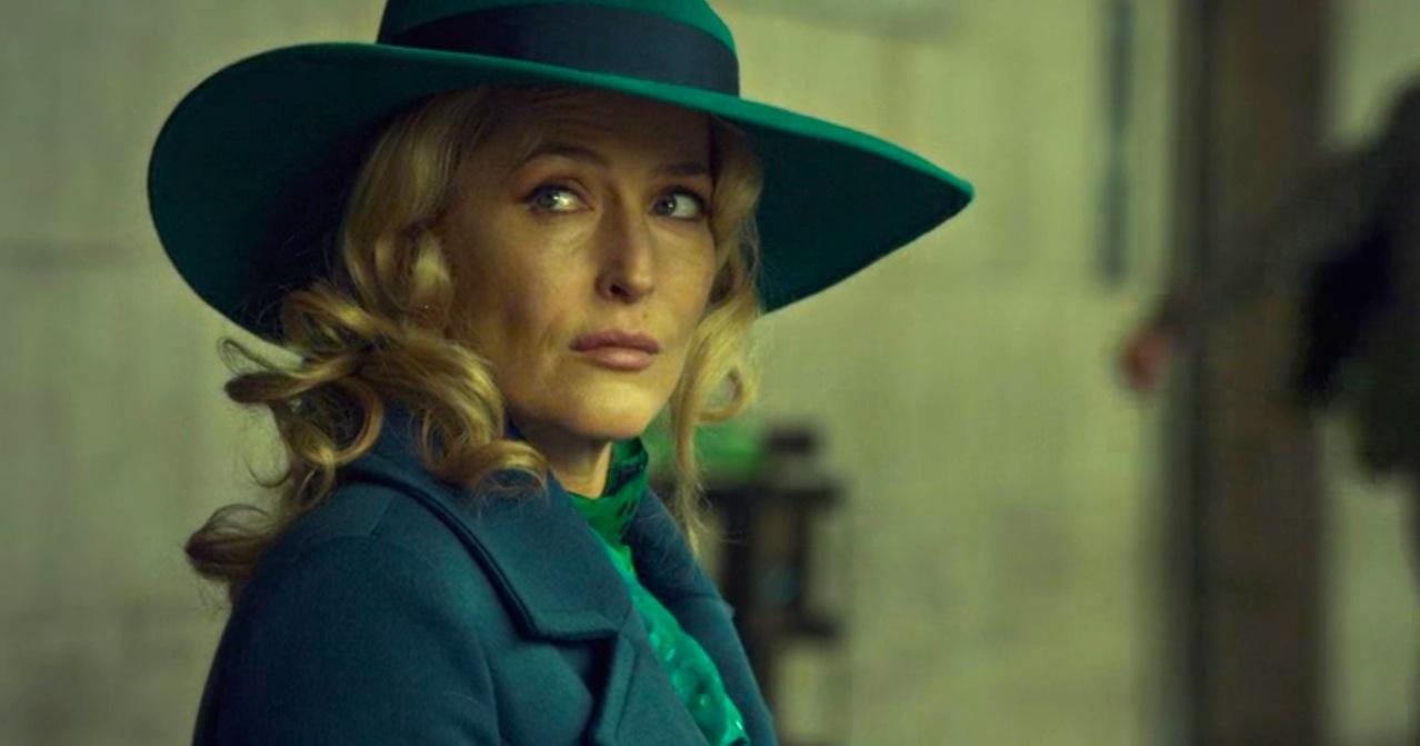 Bedelia Du Maurier (Gillian Anderson) in Antipasto