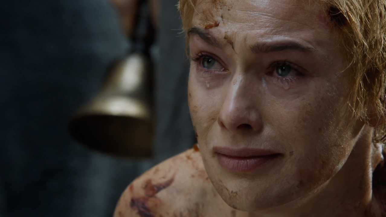 Cersei (Lena Headey) in Game of Thrones 5x10