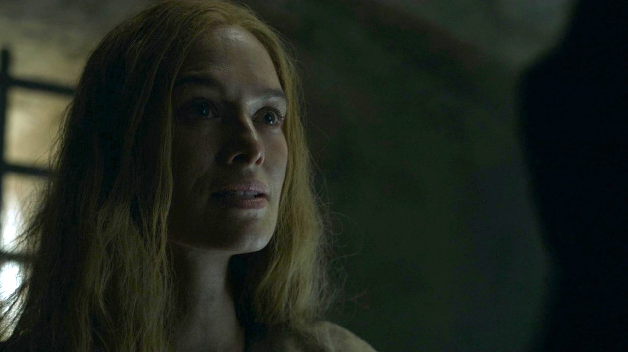 Cersei (Lena Headey) in Hardhome