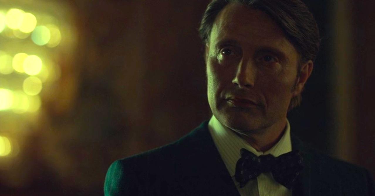 Hannibal Lecter (Mads Mikkelsen) in Antipasto