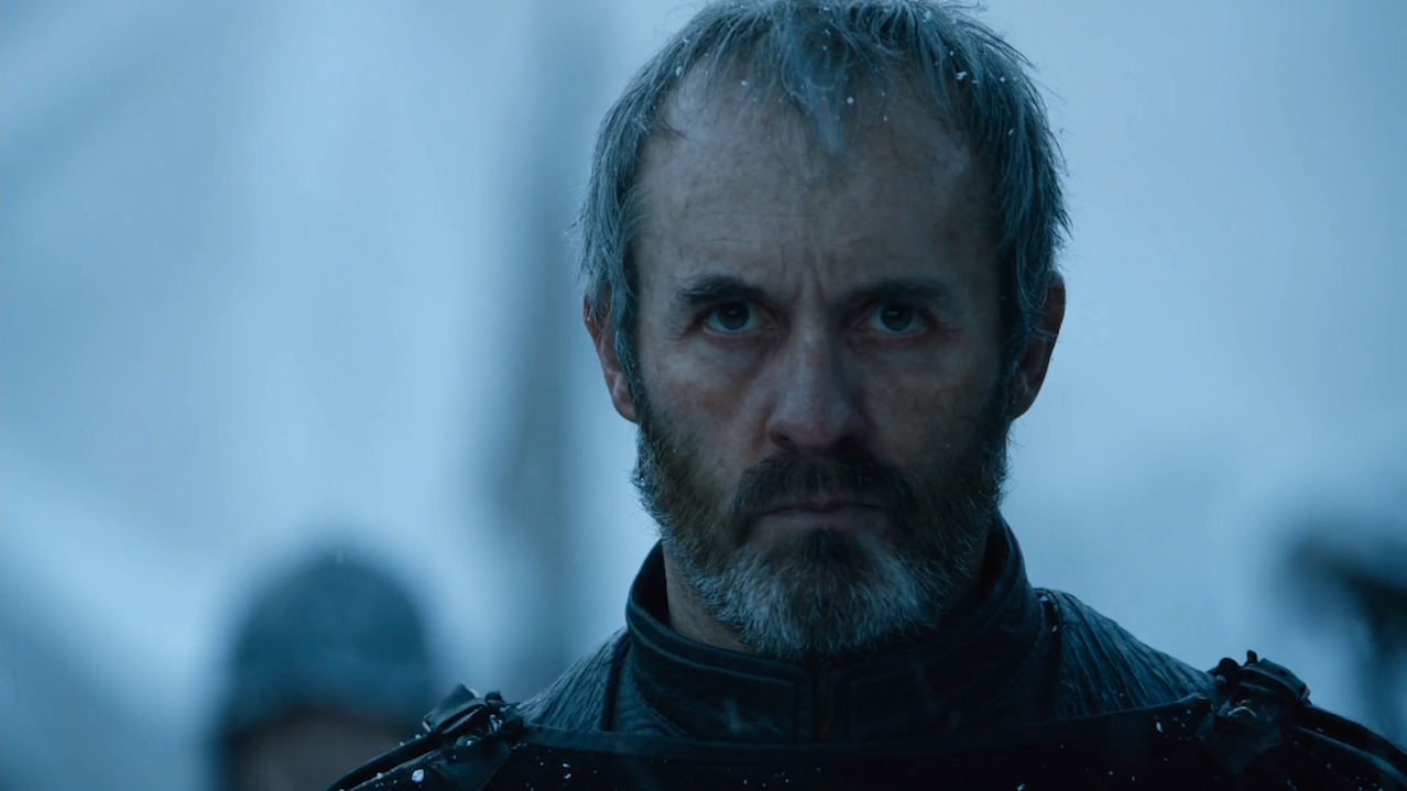 Stannis Baratheon (Stephen Dillane) in The Dance of Dragons