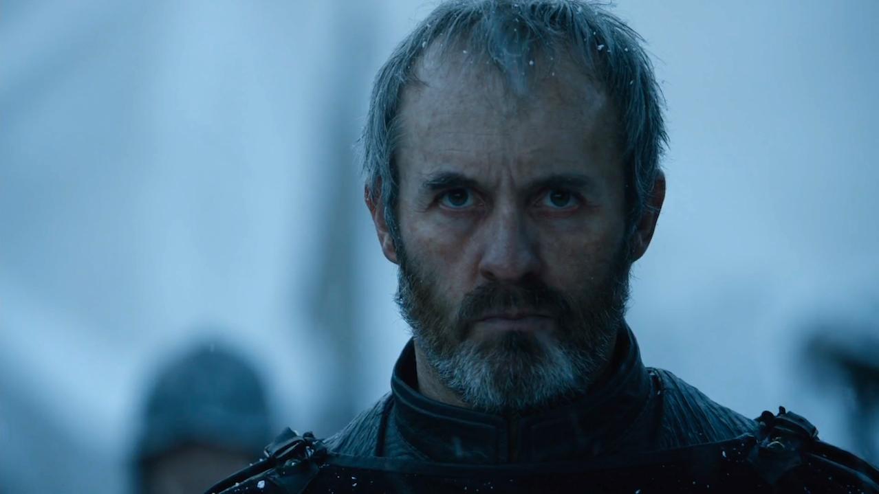 Stannis Baratheon (Stephen Dillane) in The Dance of Dragons