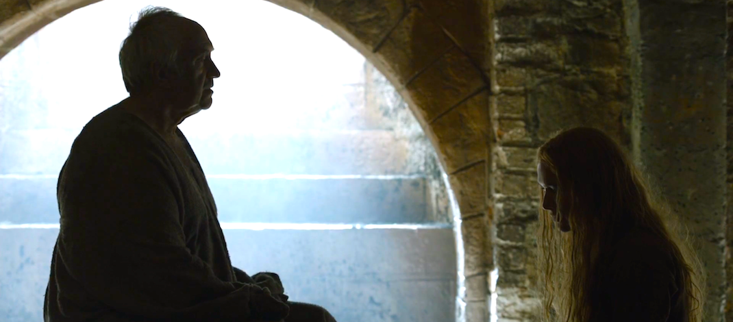 The-High-Sparrow-Jonathan-Pryce-and-Cersei-Lena-Headey-in-Game-of-Thrones-5x10