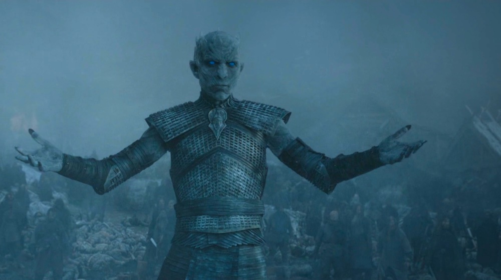 The Night's King (Richard Brake) in Hardhome