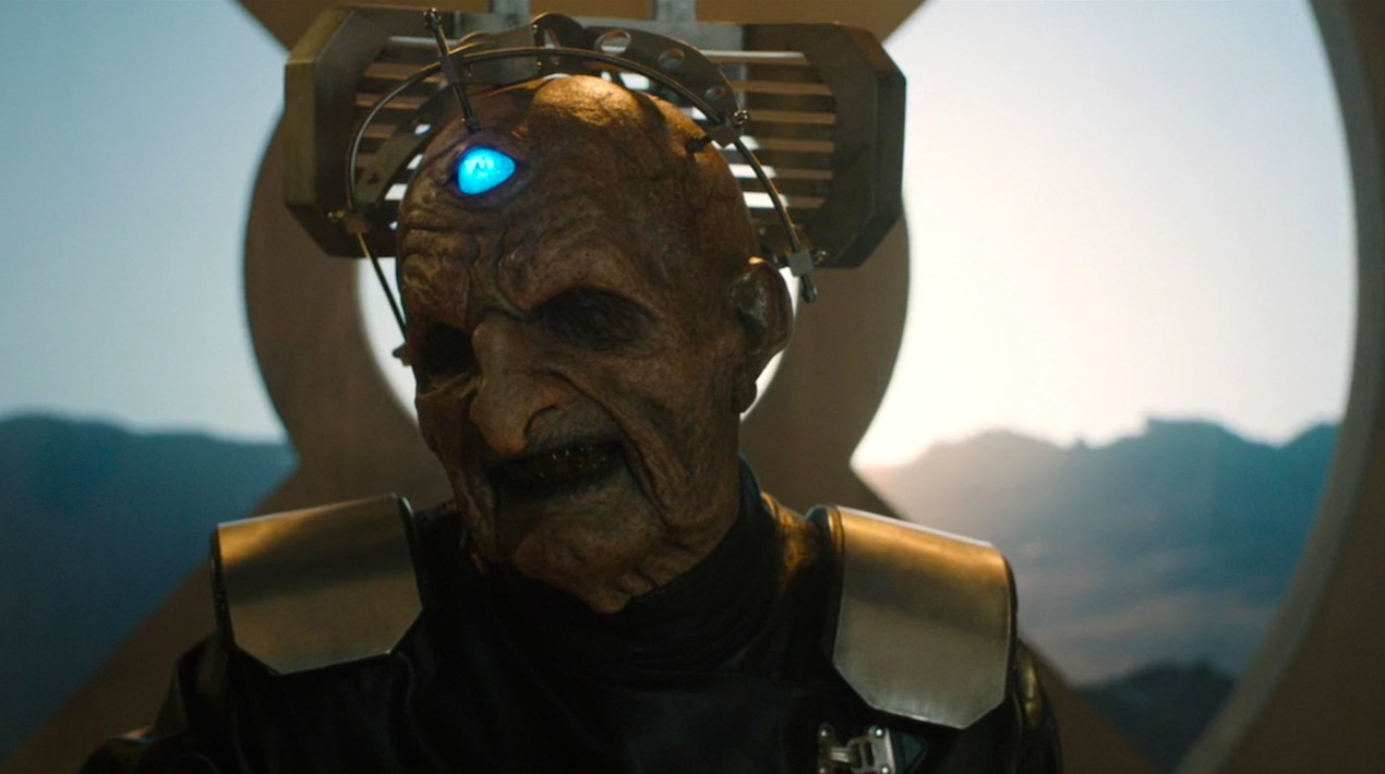 Davros (Julian Bleach) in The Witch's Familiar
