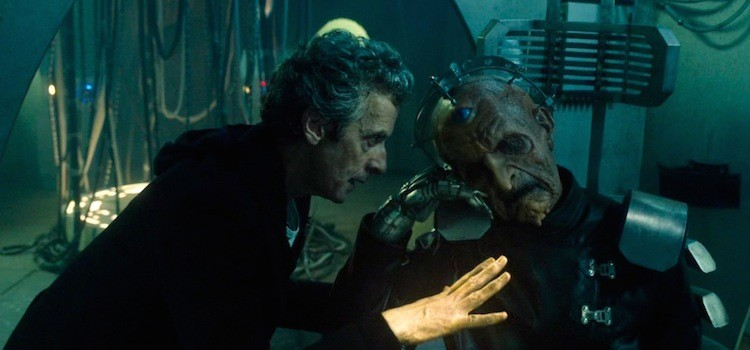 DOCTOR WHO 9×02<br /><i>The Witch's Familiar</i>