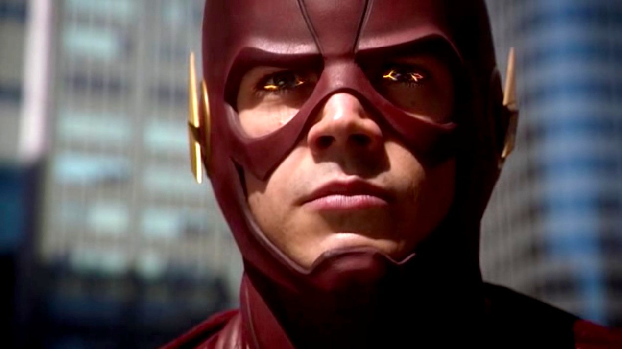 THE FLASH 2x01 - The Man Who Saved Central City