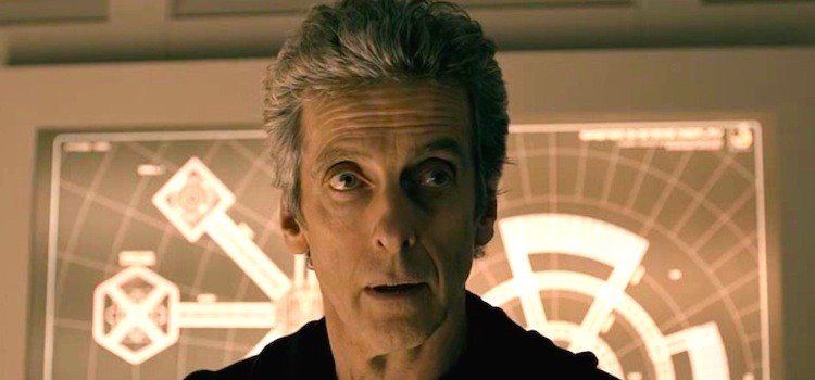 DOCTOR WHO 9×03<br /><i>Under the Lake</i>