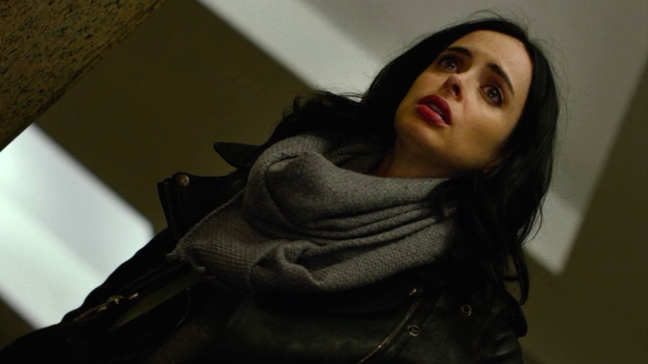 Jessica Jones (Krysten Ritter) in AKA Ladies Night
