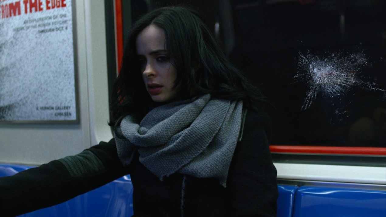 Krysten Ritter in AKA Crush Syndrome