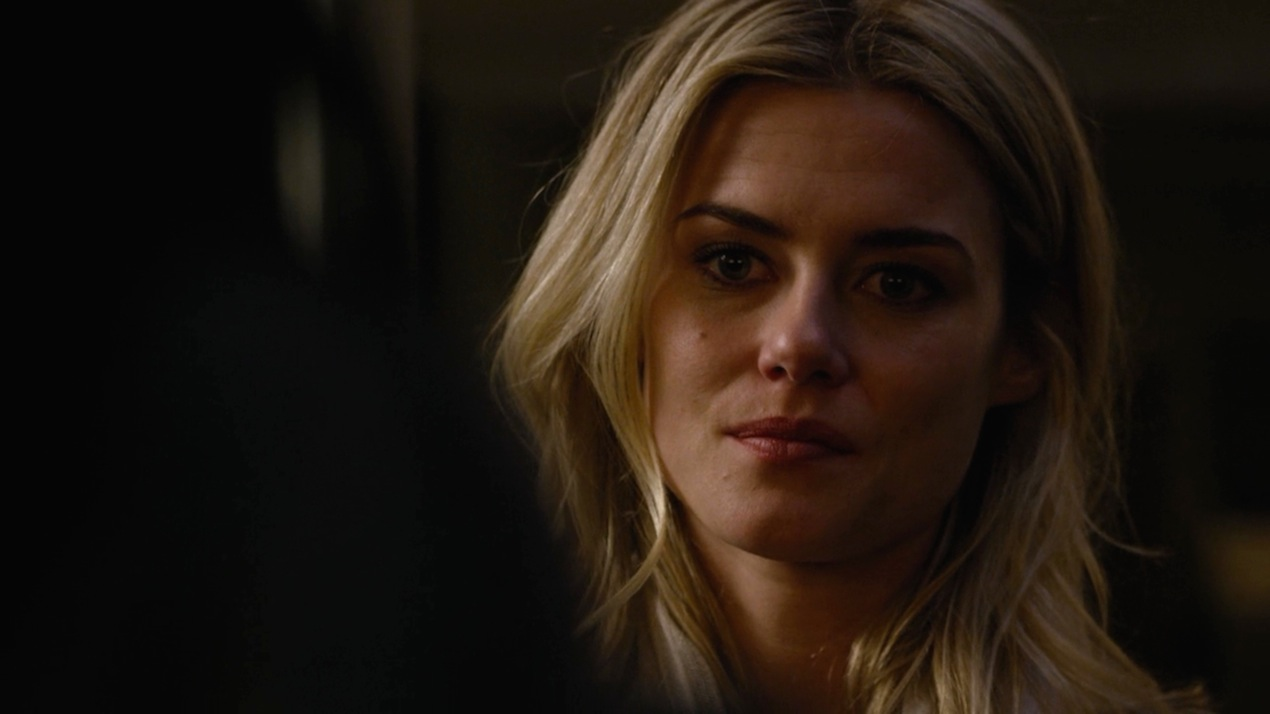 Trish Walker (Rachael Taylor) in AKA Ladies Night