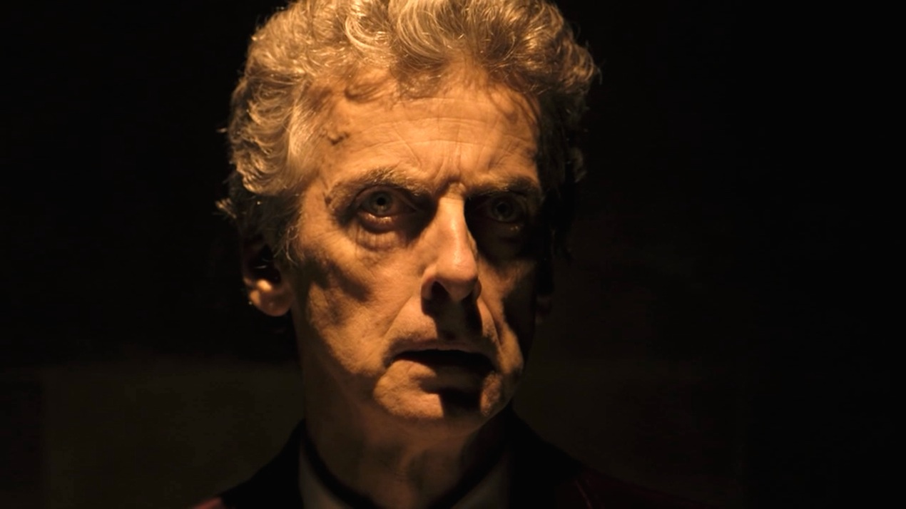 Peter Capaldi in Heaven Sent