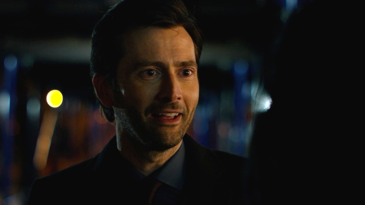 Kilgrave (David Tennant) in AKA The Sandwich Saved Me