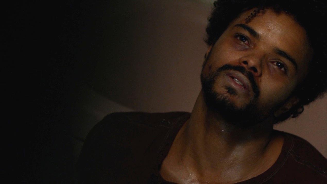 Malcolm (Eka Darville) in AKA The Sandwich Saved Me
