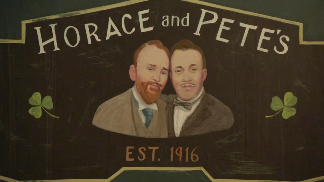 Horace and Pete Title Card