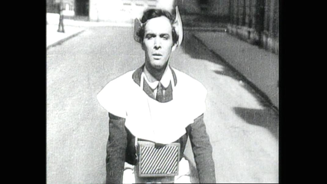 Pierre Batcheff in Un Chien Andalou