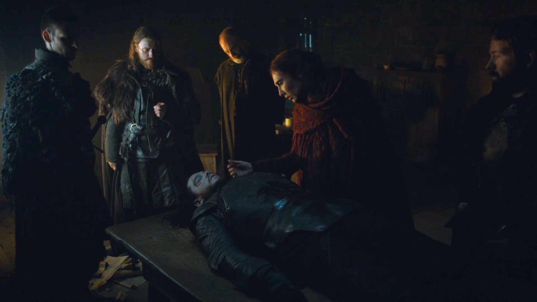 Jon Snow's Mourners