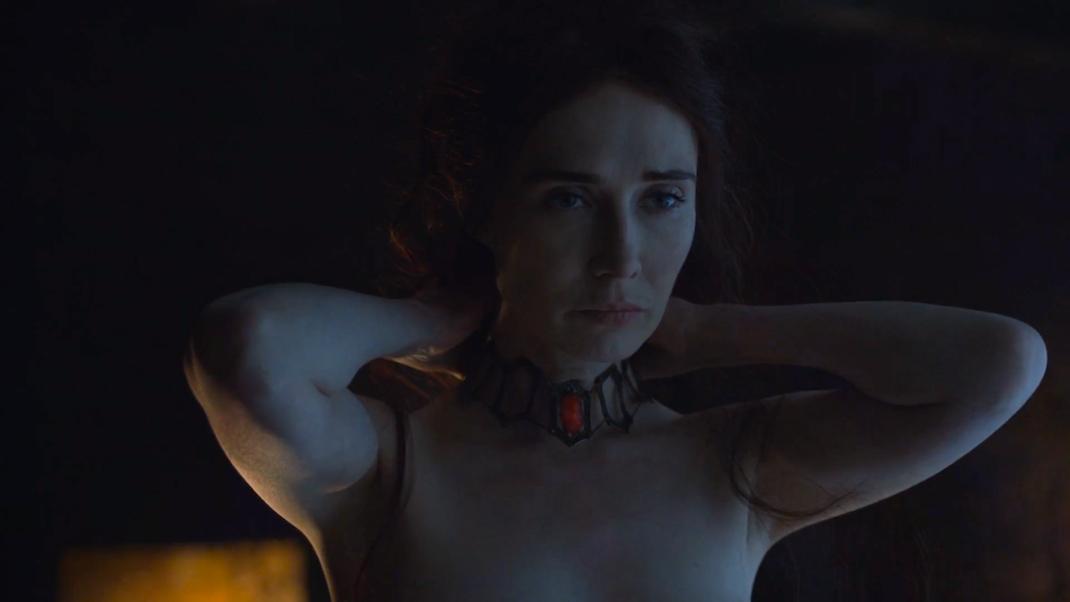 Melisandre game of thrones nude