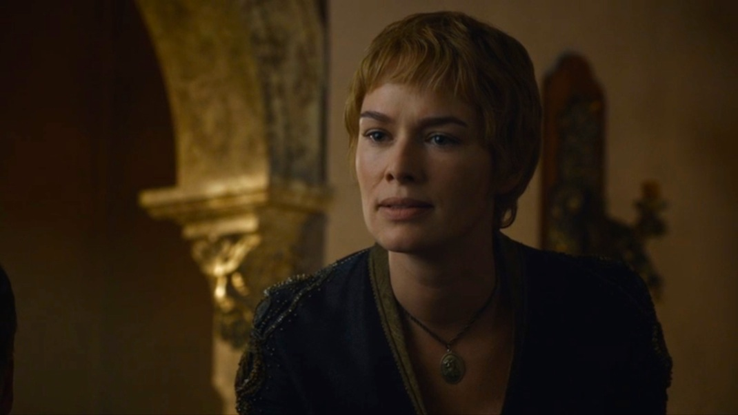 Cersei (Lena Headey) in GOT 604
