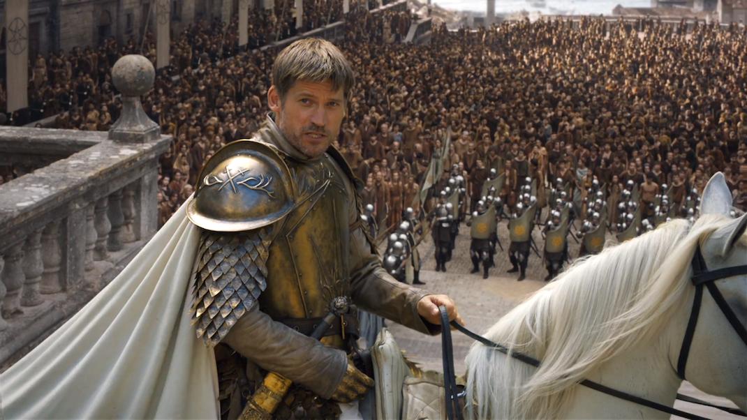 Jaime Lannister (Nikolaj Coster-Waldau) in GOT 6x06