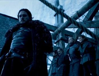 Jon Snow (Kit Harington) in GOT 603